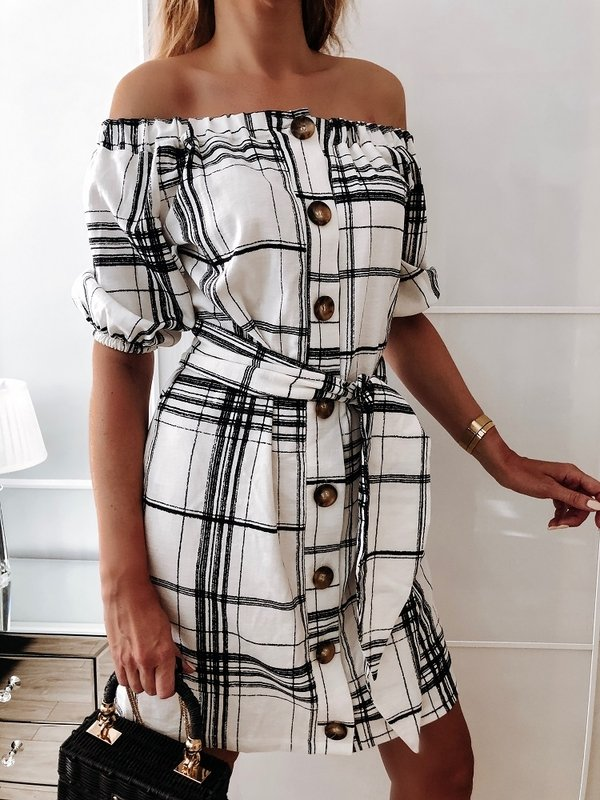 Sukienka Laya Krata