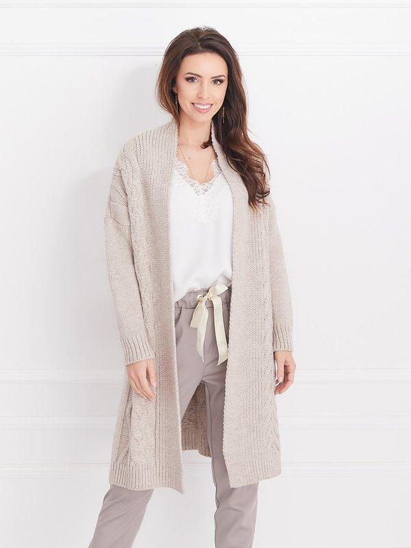 Sweter Zoja Beżowy