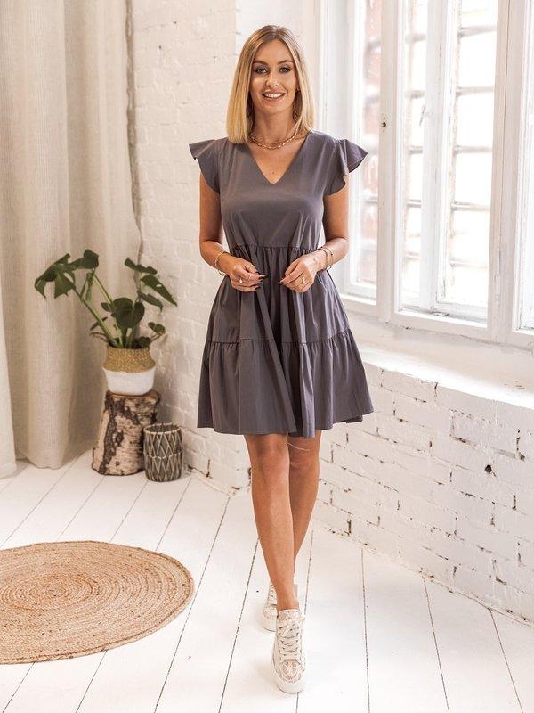 Sukienka Mya C. Szary