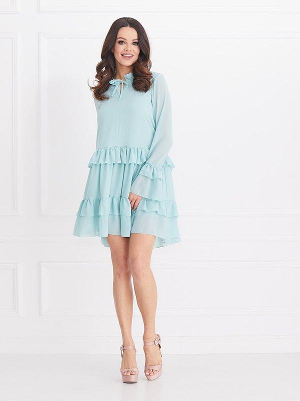 Sukienka Tevere Miętowa
