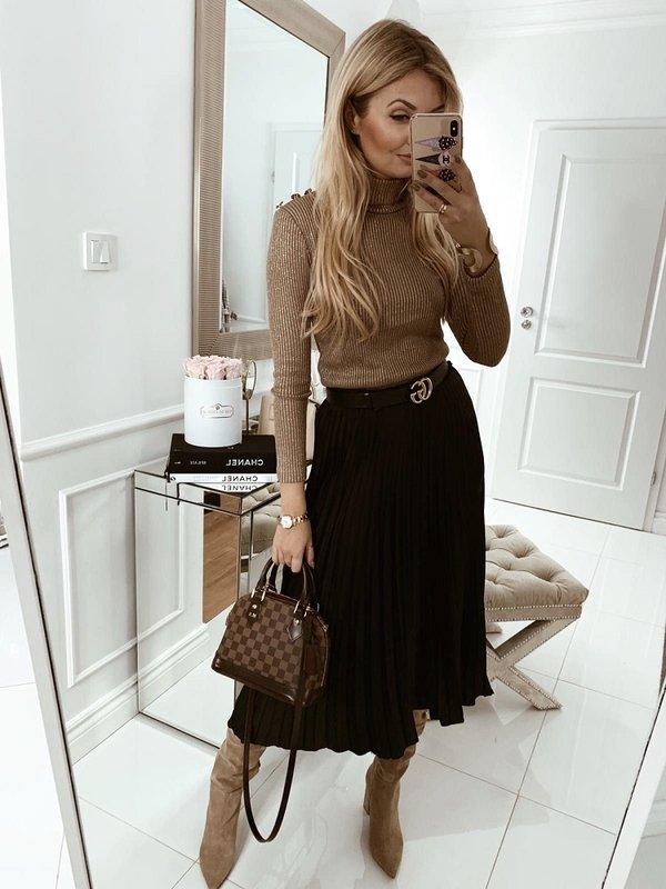 Spódnica Marella Czarna