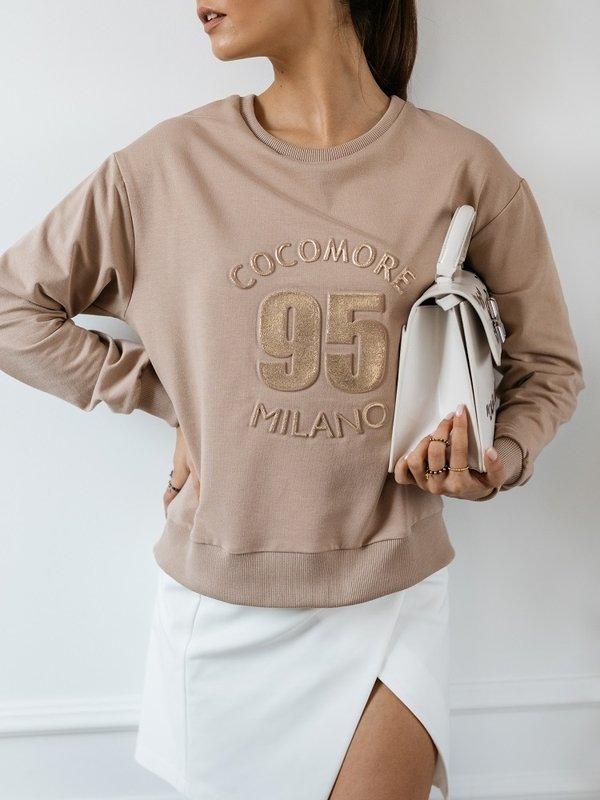 Bluza Coco Gold Karmelowa