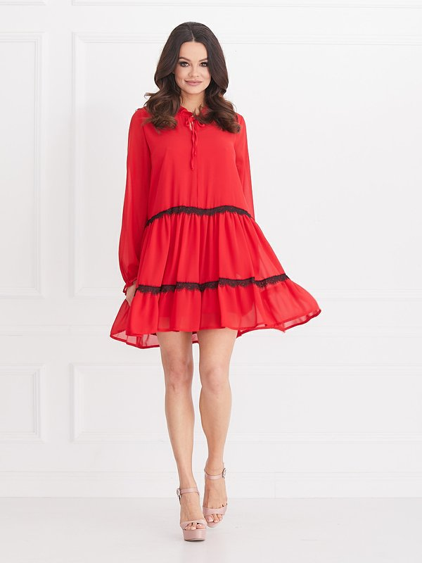 Sukienka Vegas Czerwona