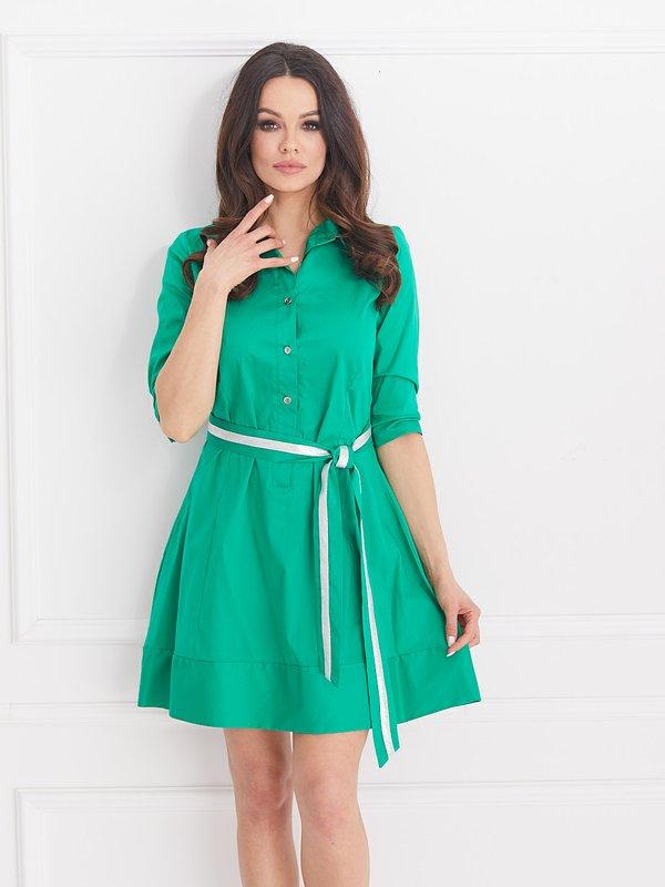 Sukienka Guarana Zielona