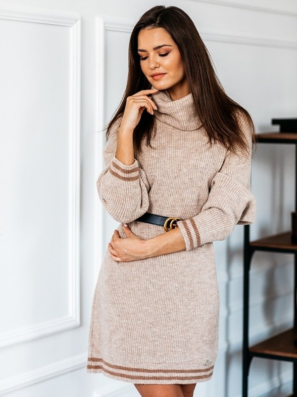 Sweter Anabella Beżowy