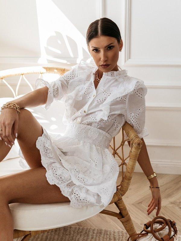 Koszula Rahim Biała