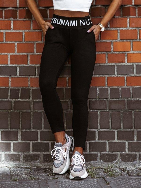 Spodnie Nutrition Czarne