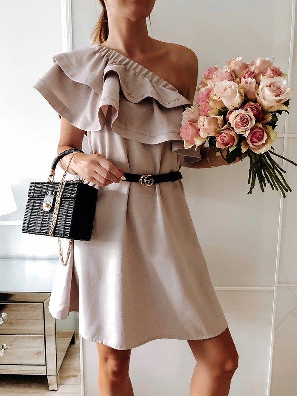Sukienka Freya Wrzosowa