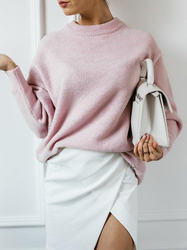 Sweter Loune Różowy