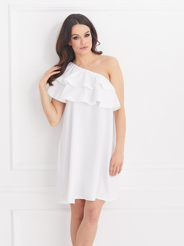 Sukienka Flamant Biała