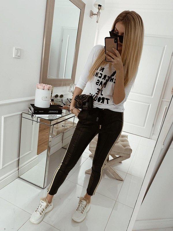 Spodnie Miro Czarne