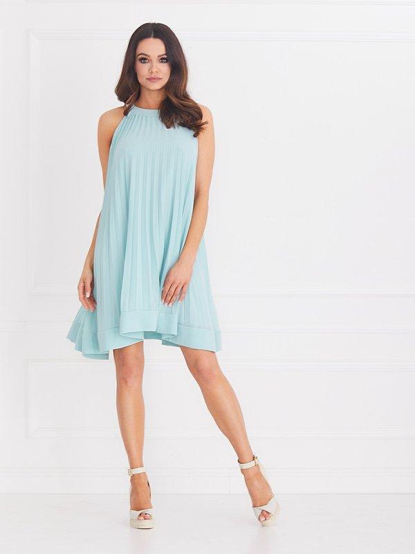 Sukienka Caviva Błękitna