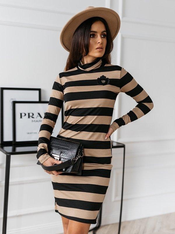 Sukienka Rebelio Czarna