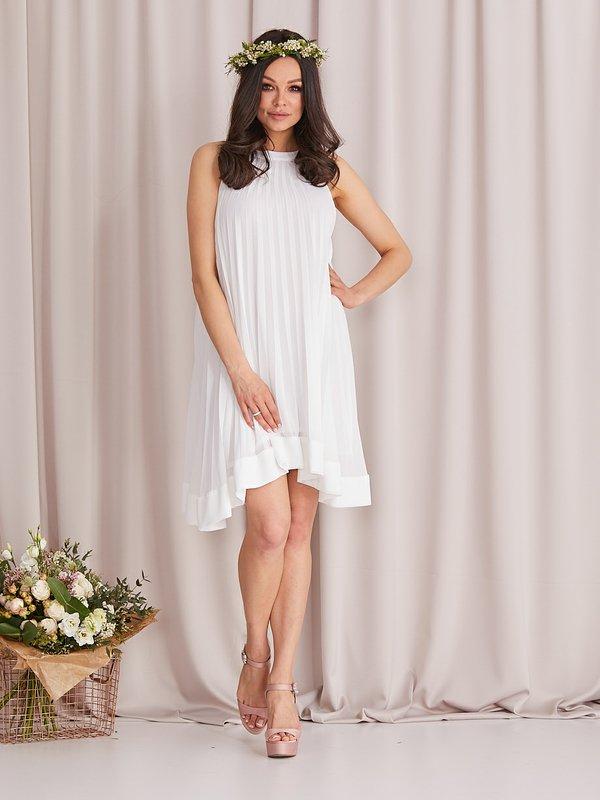 Sukienka Caviva Ecru