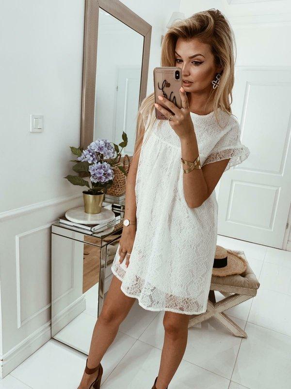 Sukienka Sandi Biała