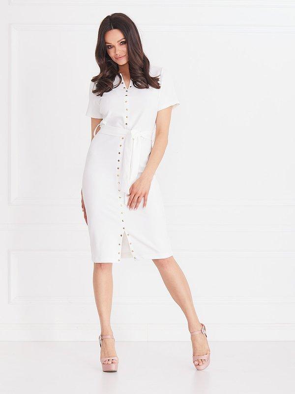 Sukienka Ansello Biała