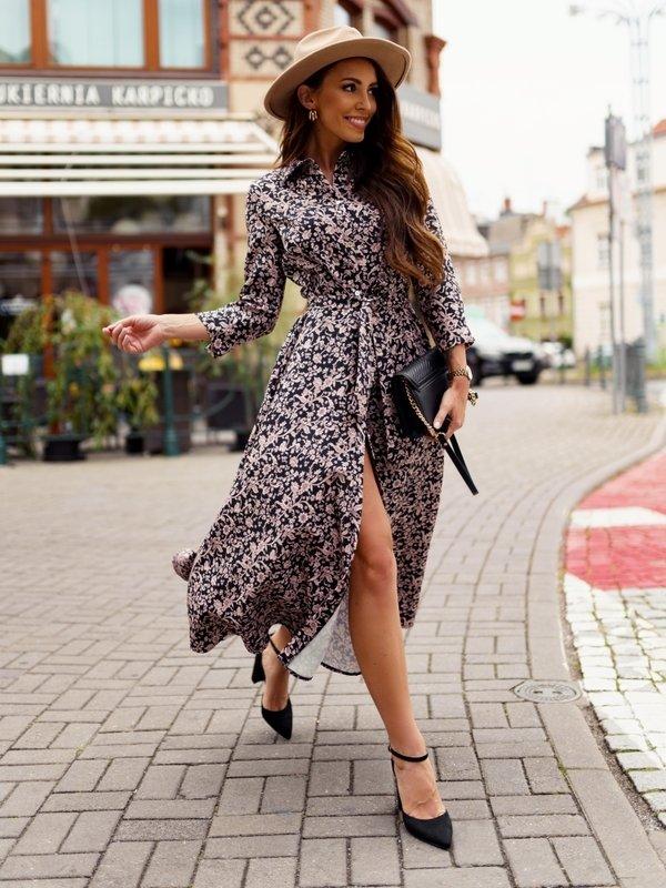 Sukienka Electra Czarna
