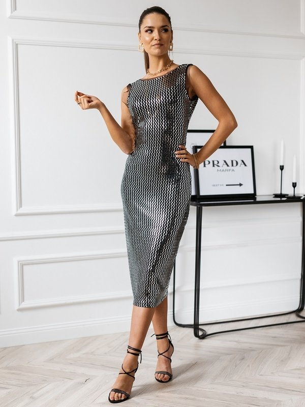 Sukienka Hatimi Czarna