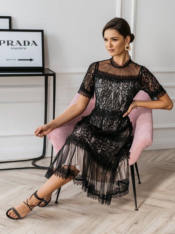 Sukienka Princessa Czarna