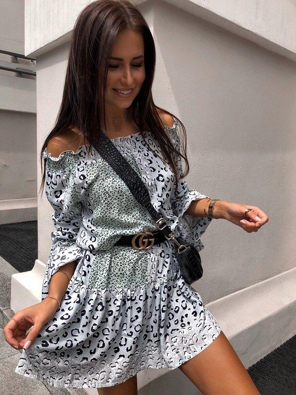 Sukienka Kala Miętowa
