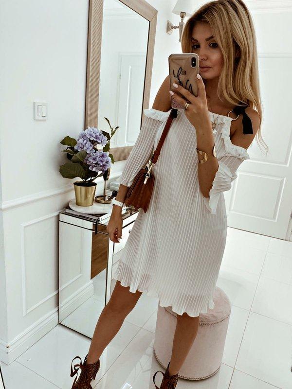 Sukienka Femini Biała