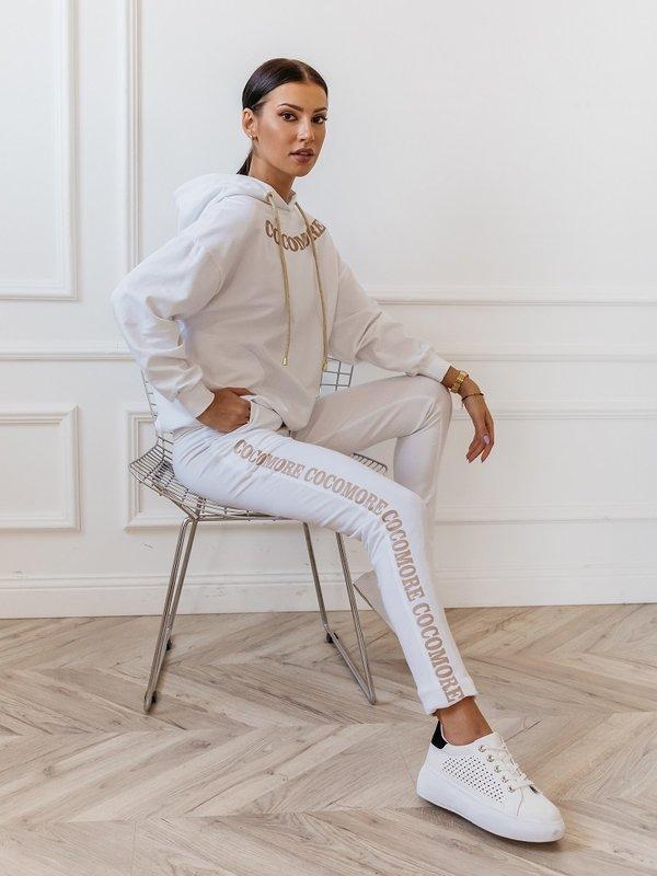 Spodnie Cocomore Białe