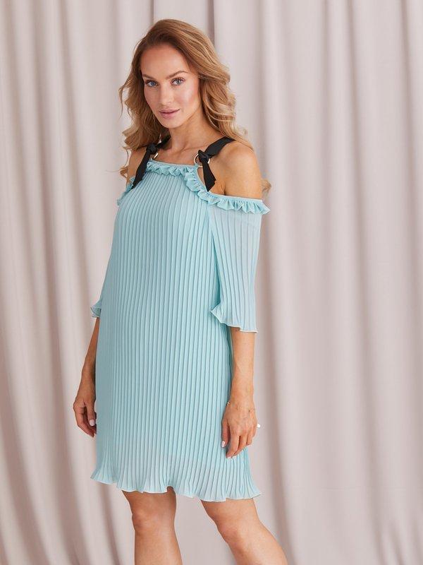 Sukienka Femini Błękitna