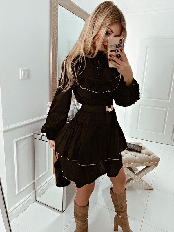 Sukienka Martine Czarna