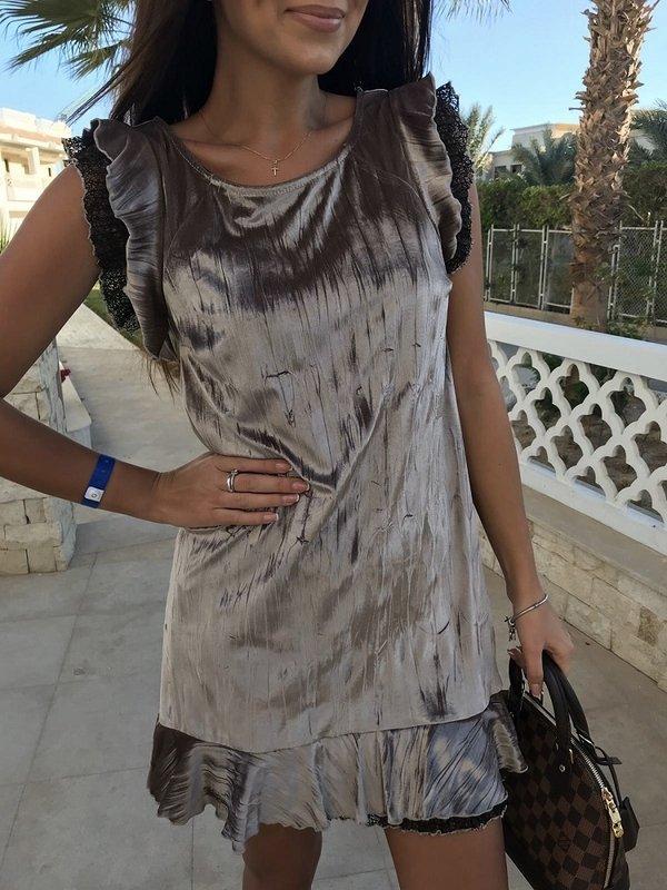 Sukienka Advay Beżowa