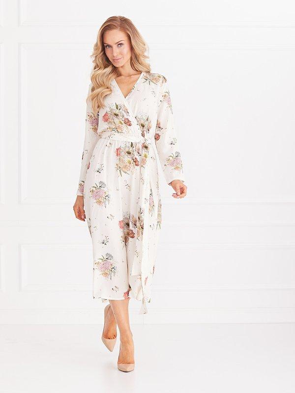 Sukienka Metana Beżowa