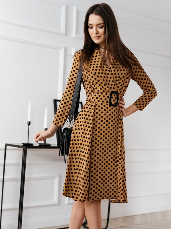 Sukienka Maroza Kropki