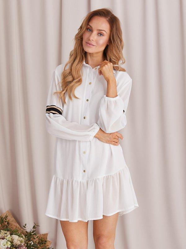 Sukienka Demeter Biała