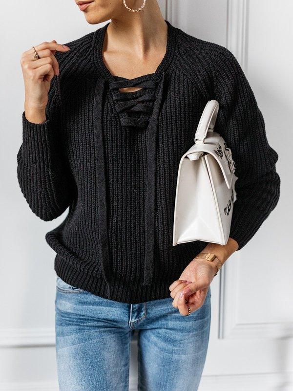 Sweter Baliano Czarny