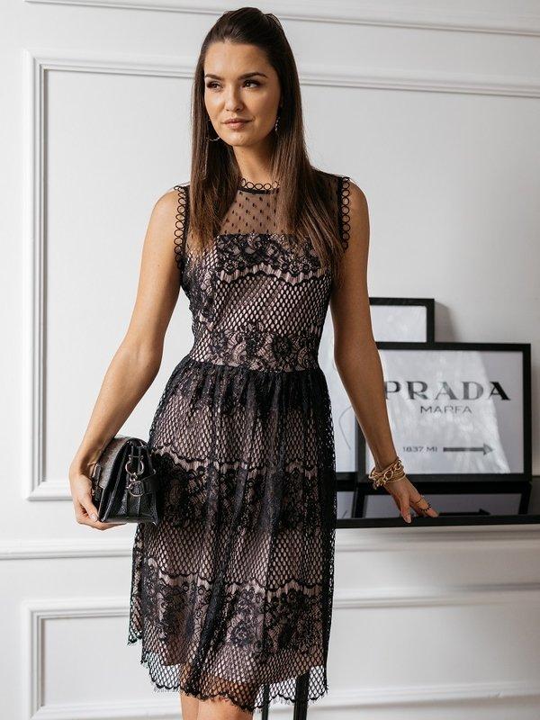 Sukienka Amrit Czarna