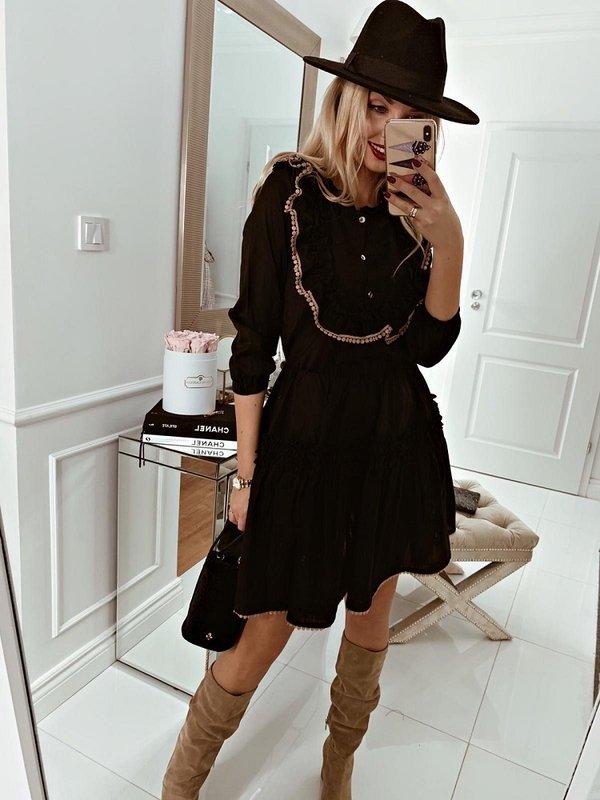 Sukienka Balbir Czarna
