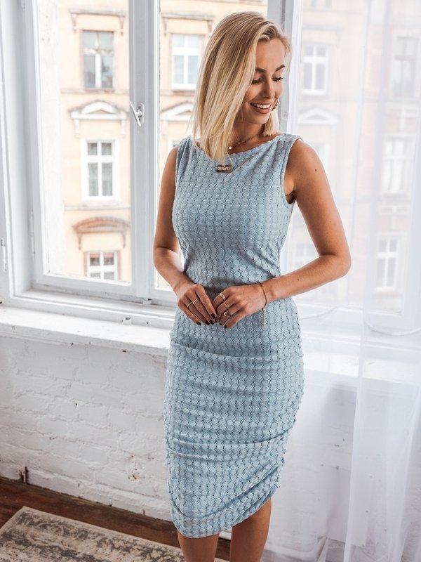 Sukienka Hella Błękitna