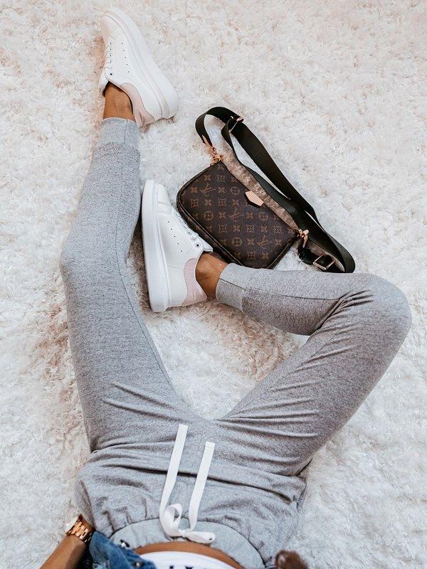 Spodnie Classy Szare