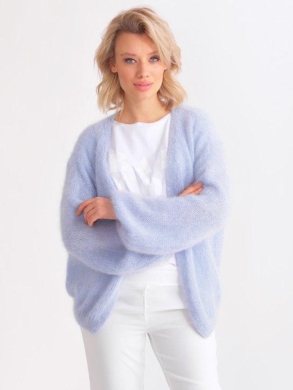 Sweter Rosalie Błękitny