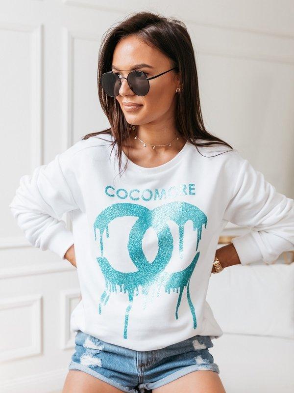 Bluza CC Neon Błękitna