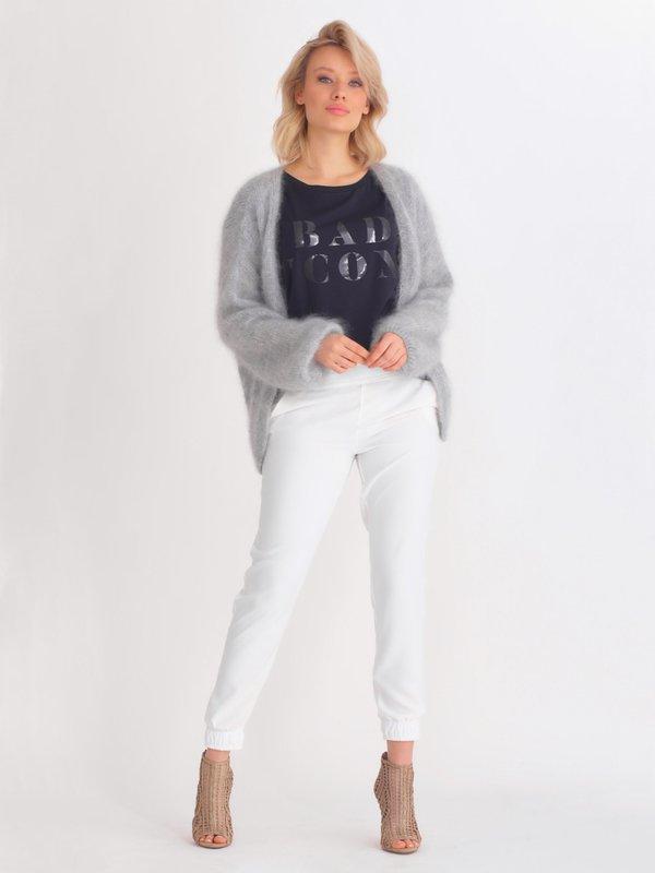 Sweter Rosalie Szary
