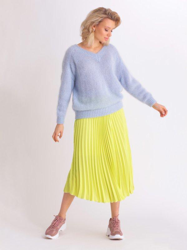 Sweter Suzi Błękitny