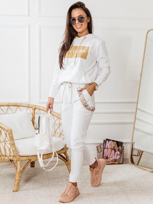 Spodnie Voila Białe