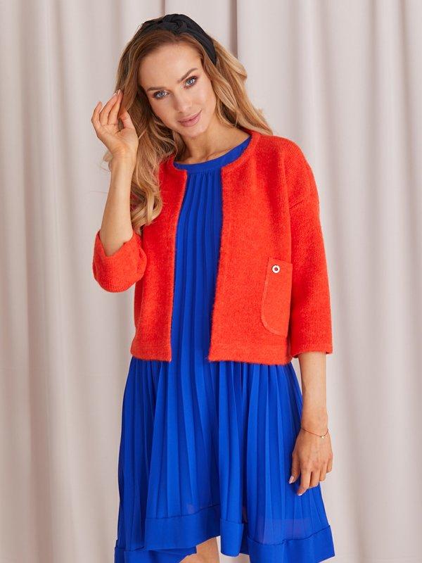 Sweter Tonia Pomarańczowy
