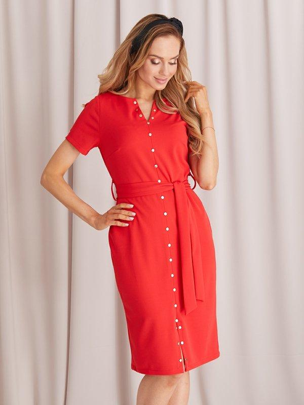 Sukienka Ansello Czerwona