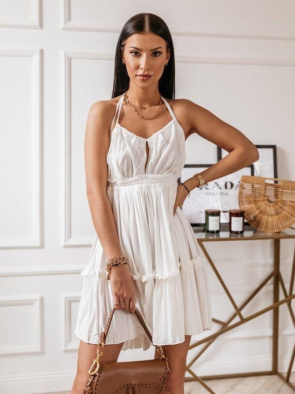 Sukienka Belia Biała