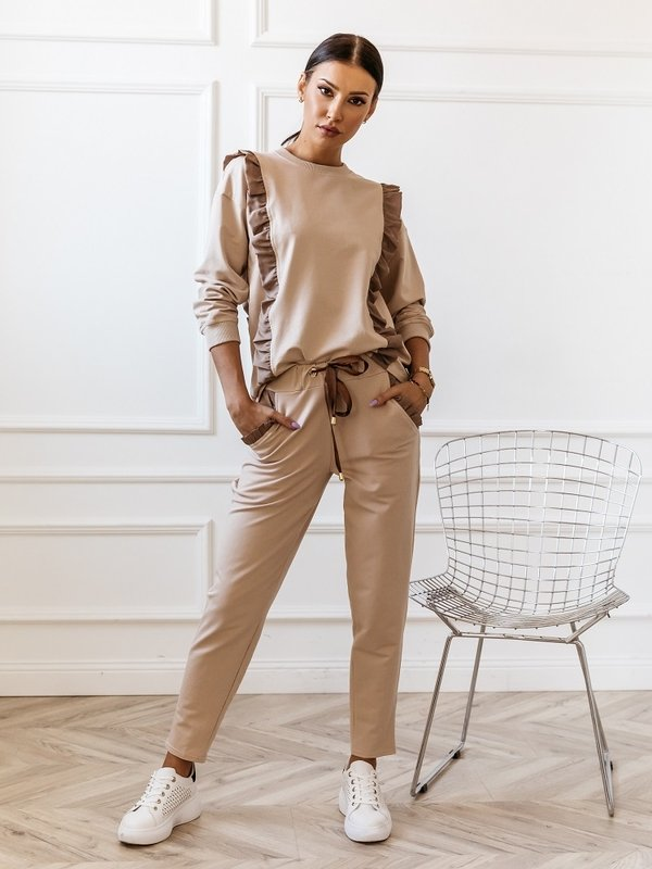 Spodnie Maaro Latte