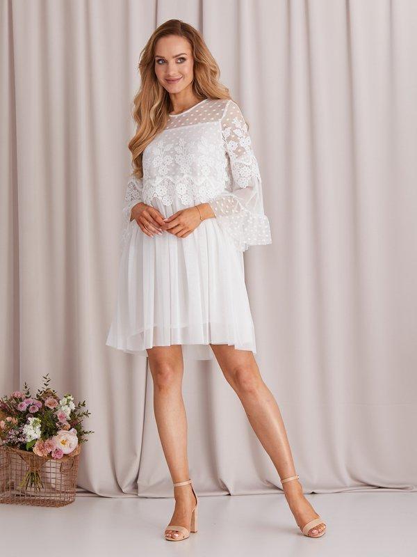Sukienka Lyndia Biała