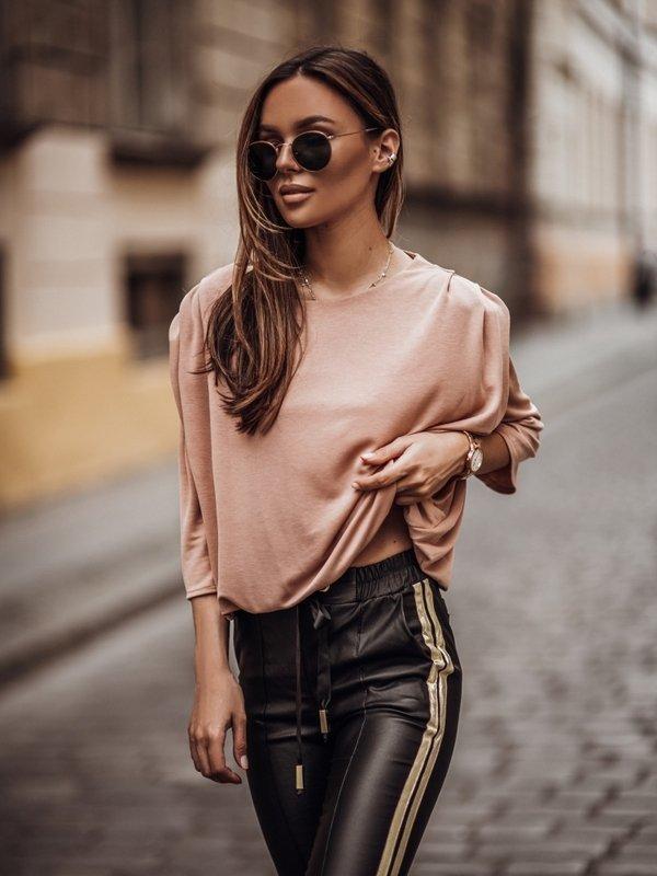 Bluzka Stella Różowa