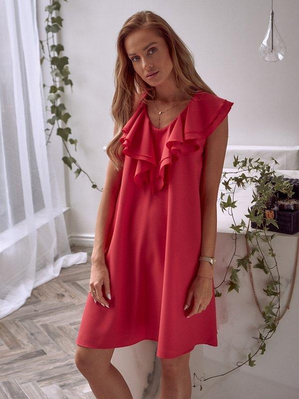 Sukienka Norie Czerwona