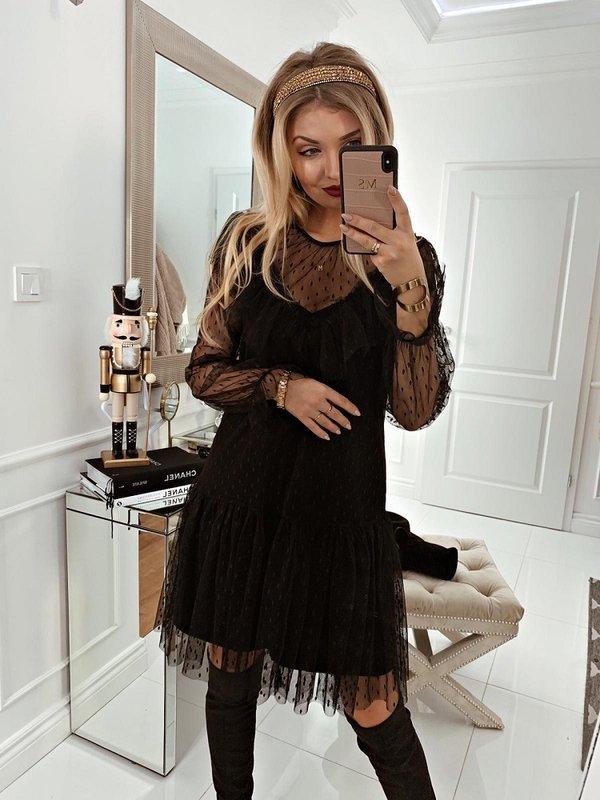 Sukienka Liope Czarna